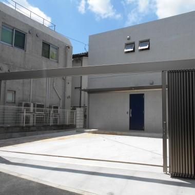 大田区山王K邸及びスタジオ新築工事