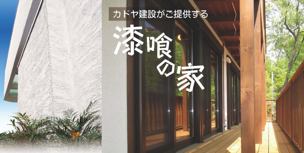 漆喰の家 - コピー