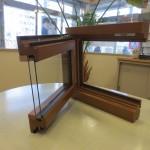 木製サッシペアガラス:Uw2.7w/㎡k